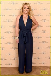 """Britney Spears -  """"The Intimate Britney Spears Lingerie Collection' Launch in London 9/23/14"""