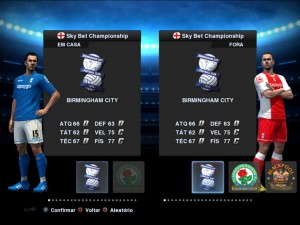 Download PES 2013 Birmingham 14-15 Kits by m4rcelo