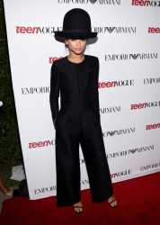 Zendaya Coleman - 12th Annual Teen Vogue Young Hollywood Party in Beverly Hills 9/26/14