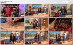RACHAEL RAY *sheer cleavage* - September 19, 2014