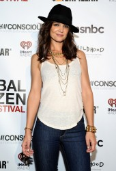 Katie Holmes - 2014 Global Citizen Festival In Central Park To End Extreme Poverty By 2030 9/27/14
