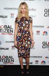 Erin Heatherton - 2014 Global Citizen Festival In Central Park To End Extreme Poverty By 2030 9/27/14