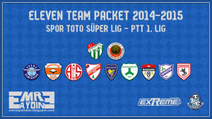 Download PES 2013 Eleven Team Packet GDB 14/15 by Emre Aydin
