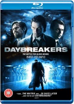 Daybreakers 2009 m720p BluRay x264-BiRD