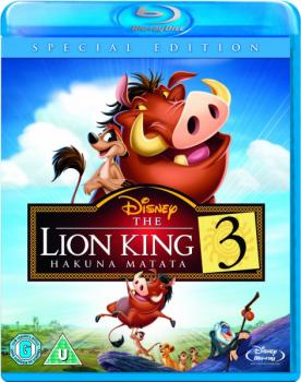 Il re leone 3 - Hakuna Matata (2004) Full Blu-Ray 29Gb AVC ITA DTS 5.1 ENG DTS-HD MA 5.1 MULTI