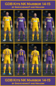 Download PES 2013 GDB Kits NK Maribor 14-15
