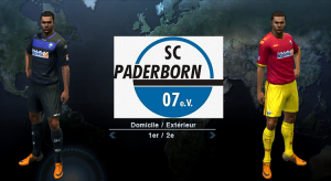 Download Paderborn Kits for PES 2013 by Auvergne81
