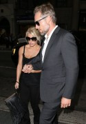 Jessica Simpson - Out & About in NYC 9/30/14