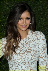 """Nina Dobrev - Michael Kors Launch Of Claiborne Swanson Frank's """"Young Hollywood"""" Event in Beverly Hills 10/2/14"""