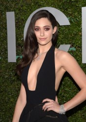 """Emmy Rossum - Michael Kors Launch Of Claiborne Swanson Frank's """"Young Hollywood"""" Event in Beverly Hills 10/2/14"""
