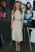Bella Thorne - Disney Store in Times Square 10/03/14