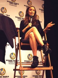 Summer Glau 2014 Wizard World Austin Oct 3-4