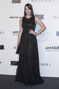 Michelle Ryan - Milan Fashion Week amfAR Gala, Milan, 20-Sep-14