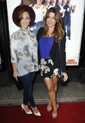 Lucy-Jo Hudson - Full Monty Press Night Manchester, 15-Sep-14