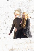 Lena Headey on the set of 'Game of Thrones' in Dubrovnik September 24-2014  x17