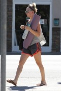 Kaley Cuoco | Leaving the Yoga Class in Sherman Oaks | October 6 | 23 pics