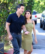 Eva Longoria - At 'Extra' in Universal City October 8-2014 x31