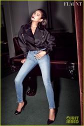 Shay Mitchell - Flaunt Magazine 2014