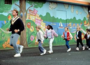 Детсадовский полицейский / Kindergarten Cop (Арнольд Шварценеггер, 1990).  0e2672356581731