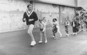 Детсадовский полицейский / Kindergarten Cop (Арнольд Шварценеггер, 1990).  2762d1356582417