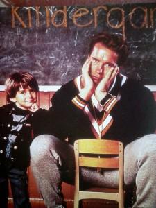Детсадовский полицейский / Kindergarten Cop (Арнольд Шварценеггер, 1990).  4a3b03356581759