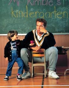 Детсадовский полицейский / Kindergarten Cop (Арнольд Шварценеггер, 1990).  4f473f356581753