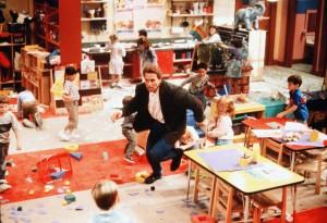 Детсадовский полицейский / Kindergarten Cop (Арнольд Шварценеггер, 1990).  Bf1fb0356582286