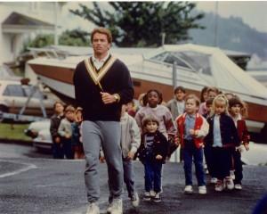 Детсадовский полицейский / Kindergarten Cop (Арнольд Шварценеггер, 1990).  C46366356581605