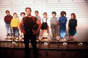 Детсадовский полицейский / Kindergarten Cop (Арнольд Шварценеггер, 1990).  Ca861e356582211