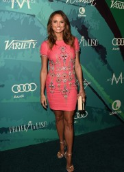 Stacy Keibler - 2014 Variety Power of Women Event in LA 10/10/14