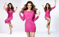 Jessica Alba, Kate Hudson, Olivia Wilde, Selena Gomez (Wallpaper) 4x