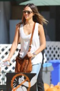 Jessica Alba Seen at Mr. Bones Pumpkin Patch in West Hollywood October 11-2014 x10