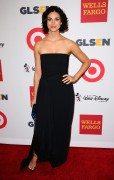 Morena Baccarin 10th annual GLSEN Respect Awards in Beverly Hills October 17-2014 x7