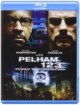Pelham 123 - Ostaggi in metropolitana (2009) Full Blu-Ray 40Gb AVC ITA ENG GER DTS-HD MA 5.1