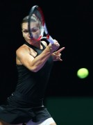 Simona Halep WTA Finals in Singapore on October 20-2014 x19