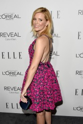 Elizabeth Banks - ELLE's 21st Annual Women In Hollywood Celebration 10/20/14