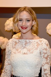 Jennifer Lawrence - ELLE's 21st Annual Women In Hollywood Celebration 10/20/14