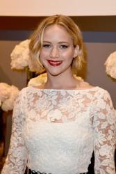 Jennifer Lawrence - ELLE's 21st Annual Women In Hollywood Celebration 10/20/14