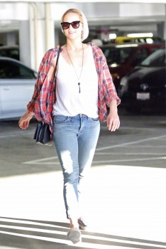 Jennifer Lawrence out in LA 10/22/14 20