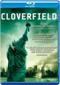 Cloverfield 2008 m720p BluRay x264-BiRD