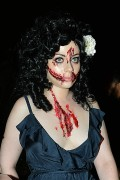 Michelle Trachtenberg - Halloween Party in Beverly Hills October 24-2014 x11