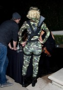 Maria Menounos - Arriving at Casamigos Tequila Halloween Party in Beverly Hills 10/24/14