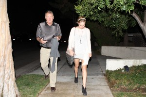 Jennifer Lawrence Out in LA, 10/27/14 2