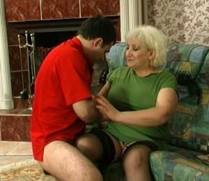 Grandma and son sex, free download video jepang