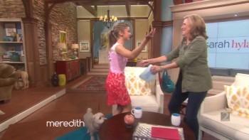 SARAH HYLAND - The Meredith Vieira Show 10.27.14