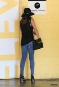 Lea Michele - At Pressed Juicery - 10/28/2014