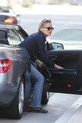 Sharon Stone - Out in Beverly Hills 24-10-2014