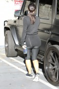 Kim Kardashian at a gym in Los Angeles October 29-2014 x77
