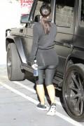 Kim Kardashian at a gym in Los Angeles October 29-2014 x77