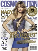 Taylor Swift - Hungarian Cosmo Cover Dec.2014